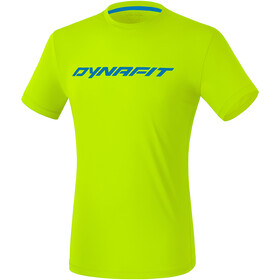 Dynafit Traverse 2 T-shirt Herrer, fluo yellow